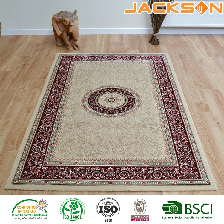 China wholesale latex backing area floor fancy carpet