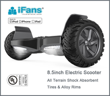 8.5inch Scooter two wheels Self Balancing Scooter with UL 2272 Hoverboard