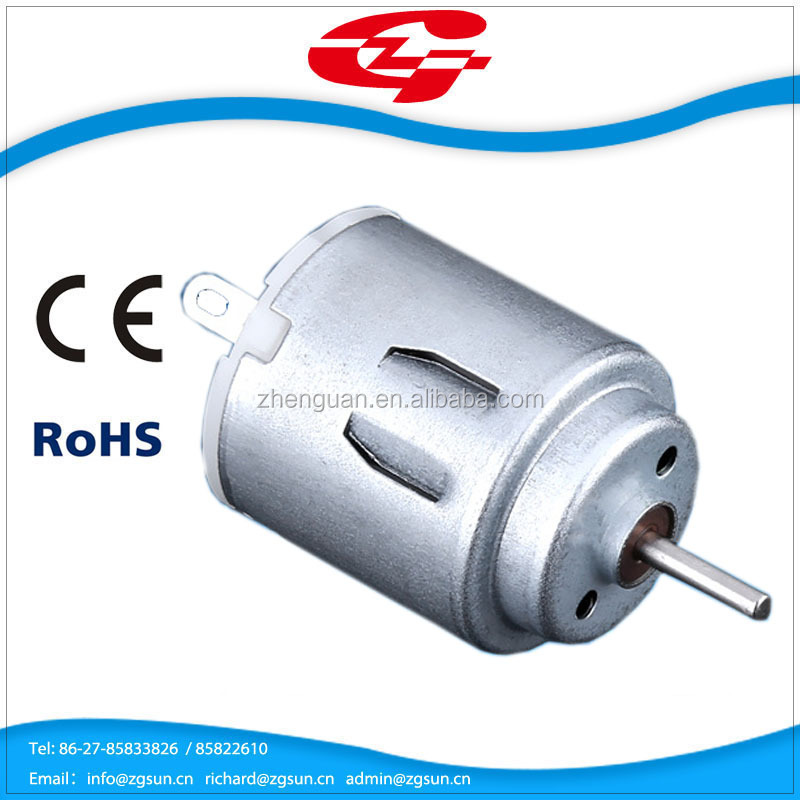 3V micro dc motor used for kinds of models S12(140)