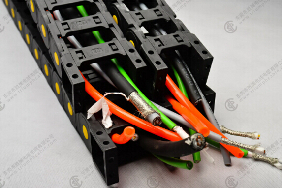 AWM 20276 24AWG 1 A 30V FT1 flexible pvc wire 3 twisted pair 6 core control signal cable 30V VDE UL style
