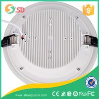 Dubai market 2x2 customize led drop 18w led glass/crystal ceiling light panel light