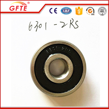 Hot sale high quality deep groove Ball Bearing 6301 2rs 10*35*11mm best price in China