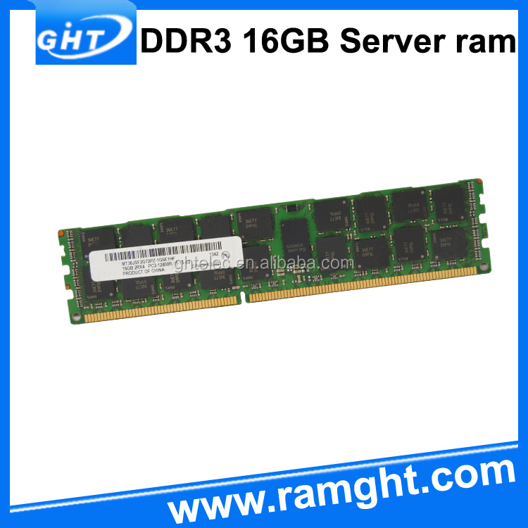 REG ECC Function ETT chips DDR3 16gb server ram memory