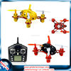 2014 NEW !! World Tiniest 4CH 2.4G 3D rolling drone professional RC quadcopter vs WLtoys V272