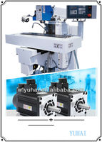 YUHAI 1.5kw 6N.m 220v motor AC Servo Motor same design as yaskaw for milling machine
