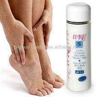 Body Milk IVRE 5 Tired Legs and Feet Cream