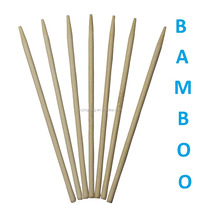 Heat resistance ecological natural wholesale meat bbq barbecue bamboo skewer