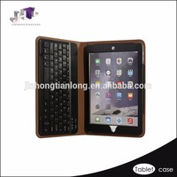 Hot selling Smart leather flip cover case for ipad mini