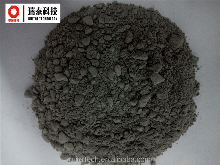Fire resistant Cement kiln coal injection tube using refractory castable