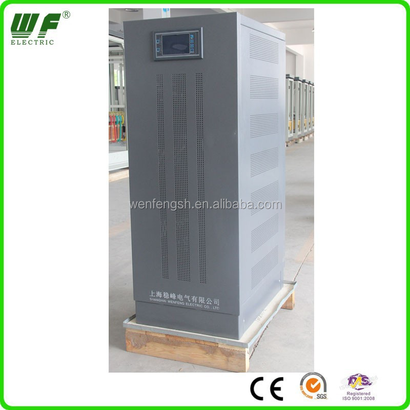 High Quality SCR Three-phase Voltage Stabilizer 80KVA