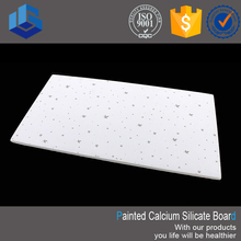 Painted Calcium Silicate Board For Ceiling Tiles