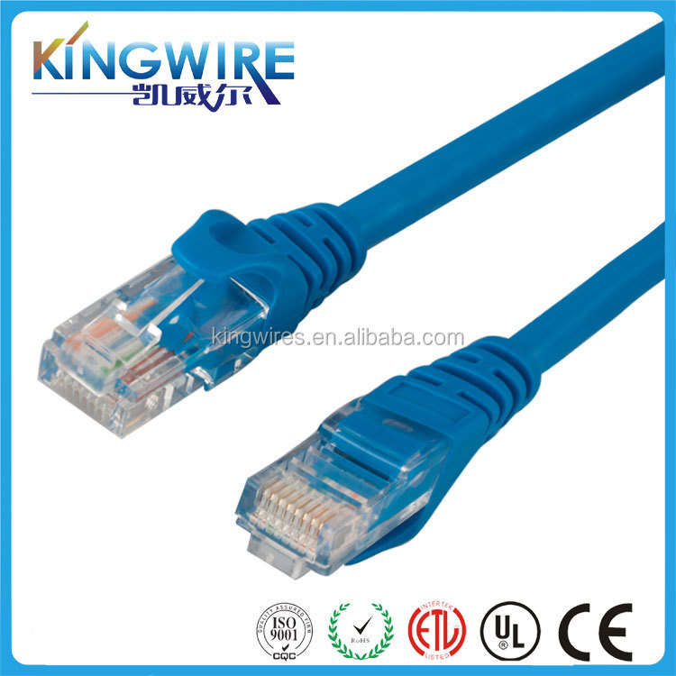 UTP/FTP/SFTP Cat6 Patch Cord Ethernet Cable Drop Wire