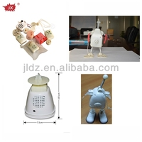 Customized Mechanism movement module for talking hamster plush toy