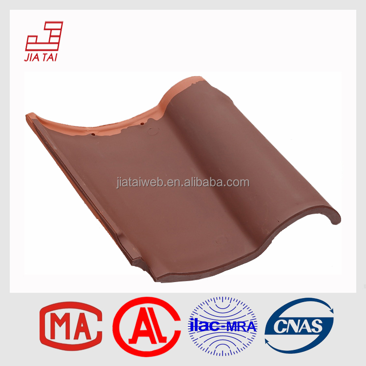 RS-5C11 block reflection wind-proof ceramic clay roof tile
