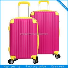 hard shell spinner eminent compass abs luggage