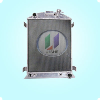 Aluminum High Performance Car Radiator