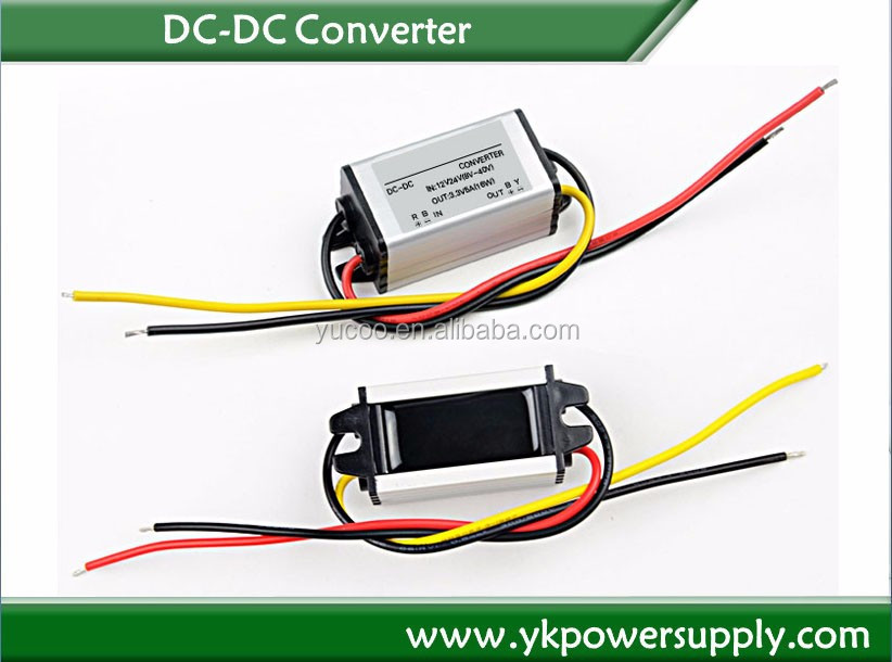 12v to 24v converter for LED car display
