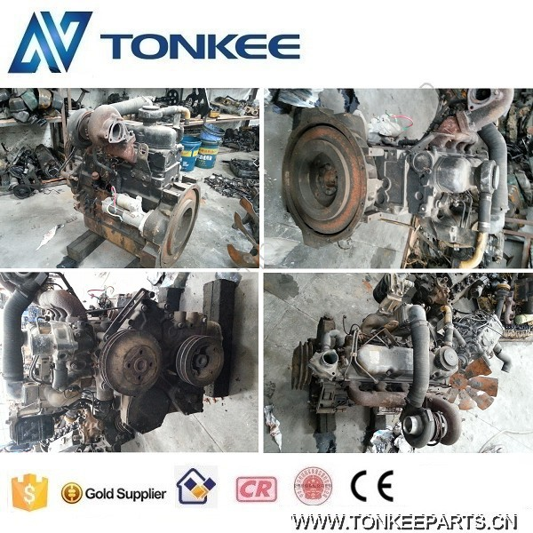 S4KT Engine assy& Complete engine for for E120B, S4KT Complete engine assy