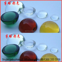 Clear and Color Half Round Acrylic Ball Dia.25mm 30mm, 50mm, 70mm, 80mm