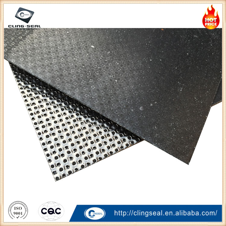 Non asbestos Rubber Sheet with wire net strengthening