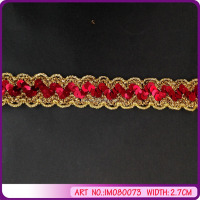Decoration Sequin Lace/ Ribbon/ Braid Trim