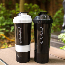 Wholesale Shaker Cup Gym Water Drinking Big Shaker Bottle