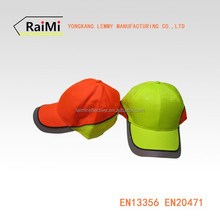 Excellent Quality safety reflective hat with neck flap