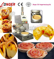 Family Use Egg Tart Making Machine|Hot Sale Egg Tart Processing Machine