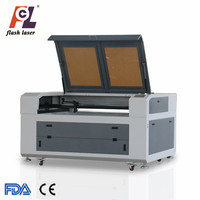 Flash Laser CO2 laser cutting/engraving machine 1390 80W RECI