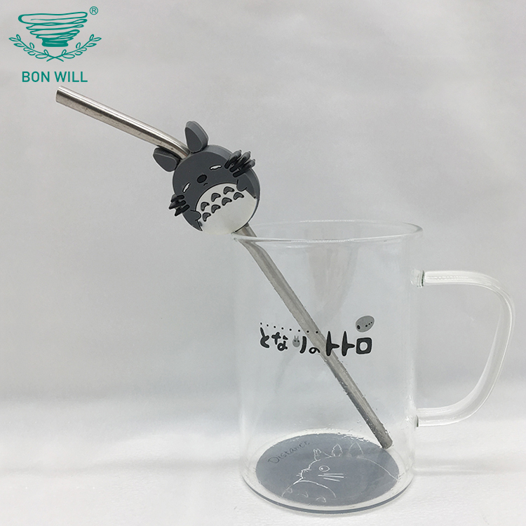 Wholesale fashion clear coffee tea glass mug with porcelain Lid