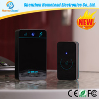 2016 New Design Wholesale Long Range Wireless Funny Doorbell Listen with Touch Button