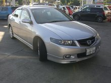 Honda Accord Sedan with Alloy