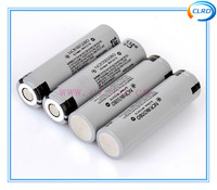 New Japanese Cell ncr18650BD 3200mah 3.7V 10Amp 18650 Lithium Battery flat top for power tools Battery Packs Assemble