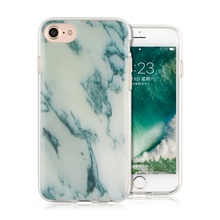 Anti-Scratch Anti-Fingerprint Soft TPU Creative Marble Case for iphone 7