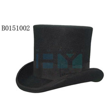 the new men's magic top hat with ribbon
