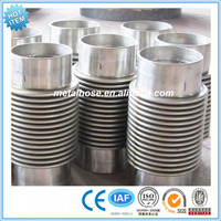 customize bellow expansion joint/ bellow compensator stainless steel
