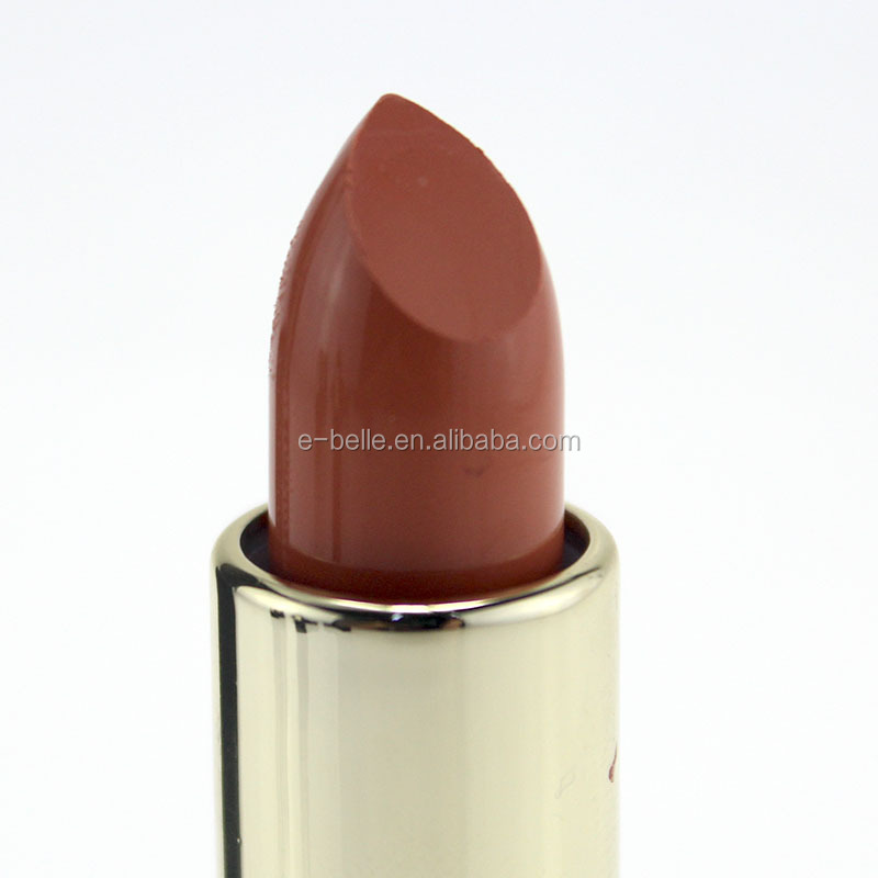 No brand nude lipstick waterproof and long lasting custom matte lipstick with your private label