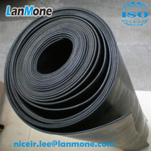 Natural rubber sheet SBR NBR CR EPDM silicone viton rubber sheet, thickness from 1-5mm
