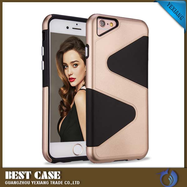 High Quality TPU +PC Case For Samsung Galaxy S5 Hybrid Back Cover