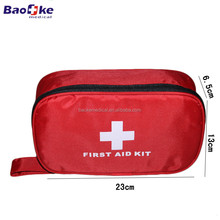 BK-B13 Road Trip First Aid Kit / Mini Outdoor Camping Bag / Bicycle Travel First Aid Bag Pouch