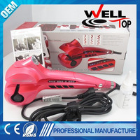 as seen on tv 2015 Hair Styler Professional Hair Curler Steamer Curl Automatic Hair Curling Iron