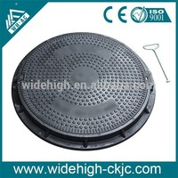 Manhole Cover EN124 D400 Manufacturer From China Factory