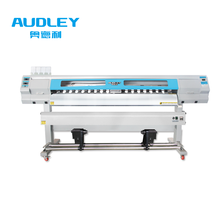 Price of smart color 1.8M vinyl printer/flex banner printing machine price/DX5 plotter S7000