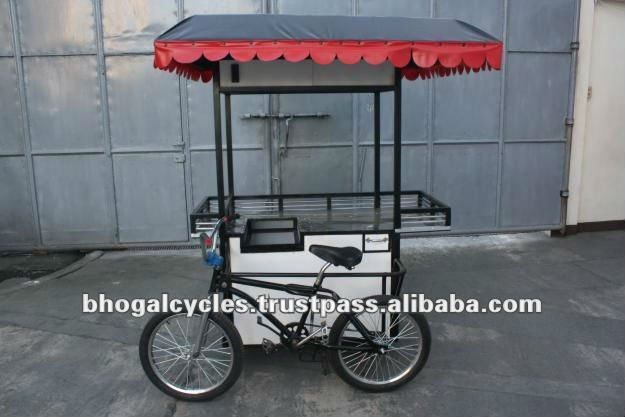 Food Tricycle Cart