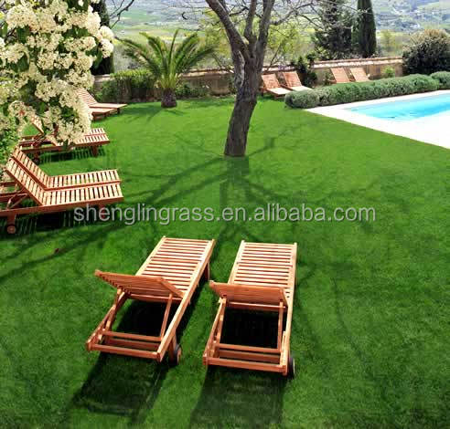 New Fashion Landscaping Artificial Grass Fence Leisure Artificial Turf