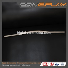 good quality Titanium riser handle bar