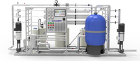 Sea Water Reverse Osmosis desalination