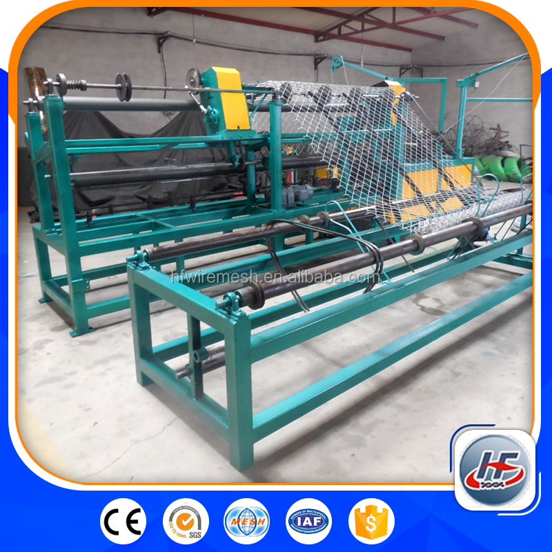 Top Quality Fully Automatic chain link fence machine with competitive price