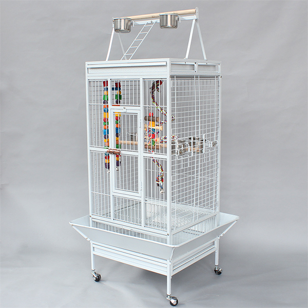 low price large metal pet bird cages for sale cheap B16