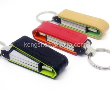 leather usb flash drive, usb flash drived wholesale, USB2.0 driver
